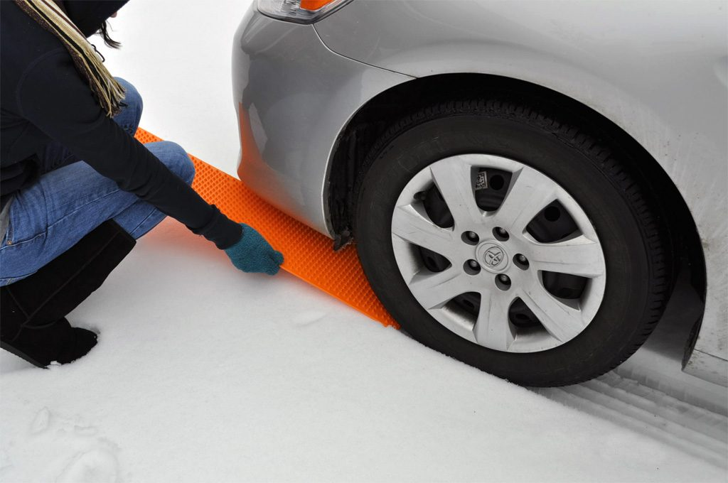 A Great Snow And Tire Chains Alternative