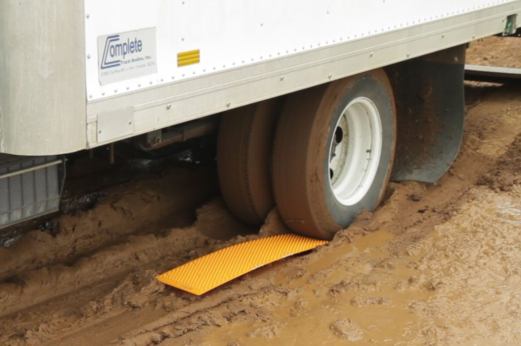 Mud Tire Traction Device